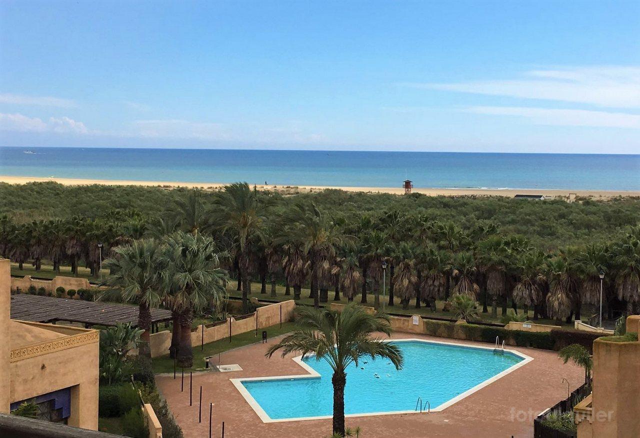 Apartamento en la playa de Punta del Moral, Ayamonte, Huelva