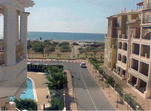 Apartamento con vistas al mar en Punta del Moral, Ayamonte