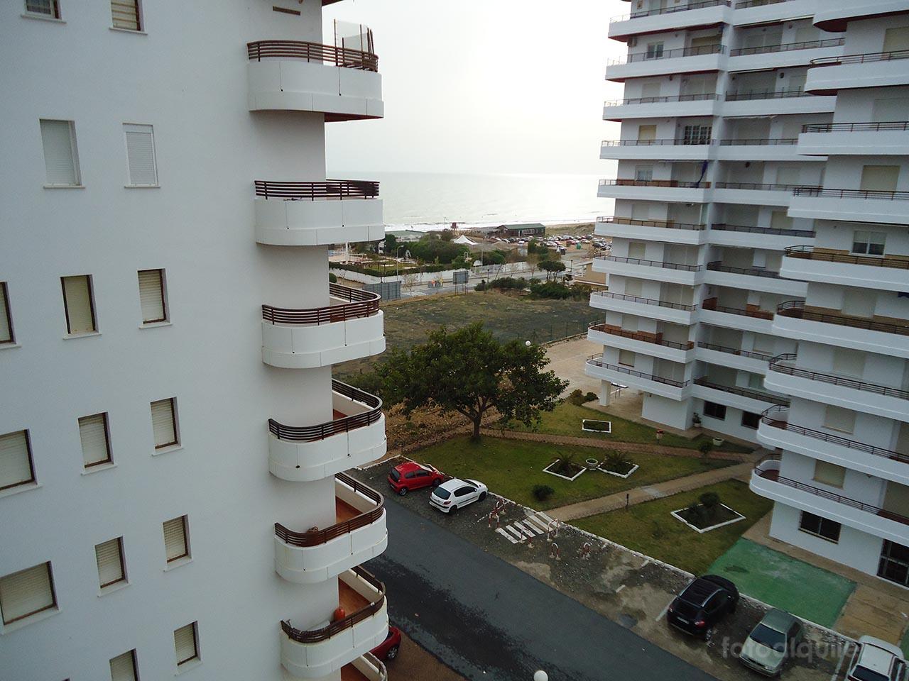 Apartamento vistas al mar en Punta Umbria, Urbanización Punta Mar, Huelva