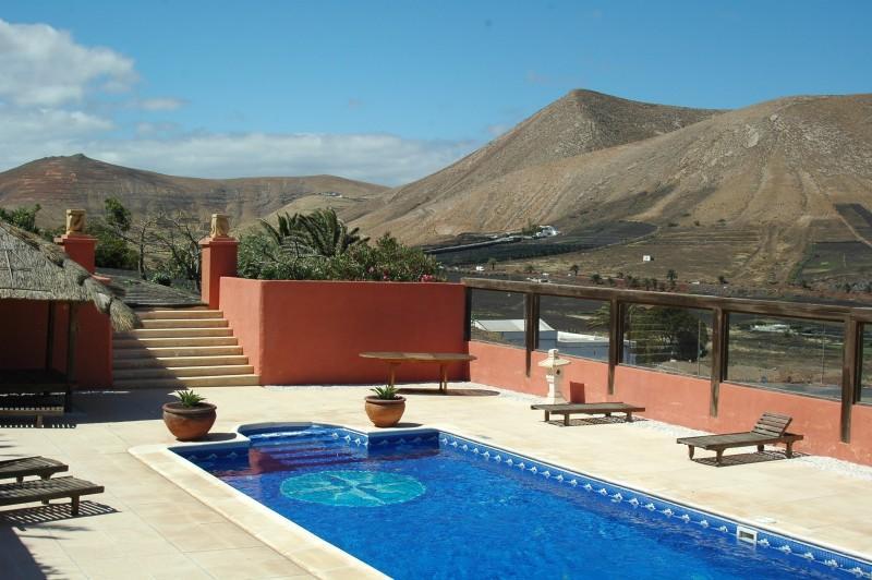 Casa Raquel, alojamiento rural en Uga, Lanzarote, Islas Canarias