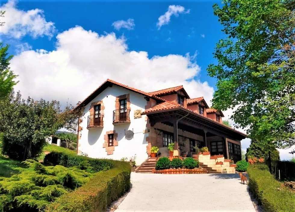 Casa Rural La Riguera de Ucieda en Cantabria