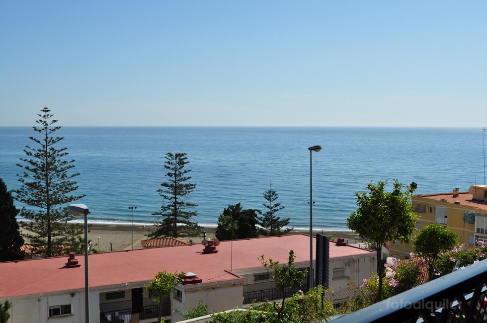 Apartamento con vistas al mar en Rincón de la Victoria, Málaga