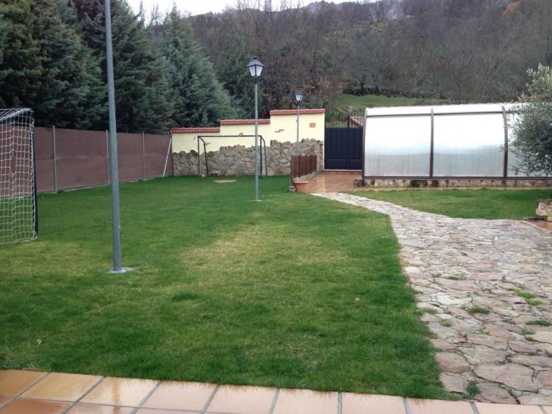 Río Alberche, casa rural grande con piscina cubierta y jacuzzi en la Sierra de Gredos, Navaluenga, Avila