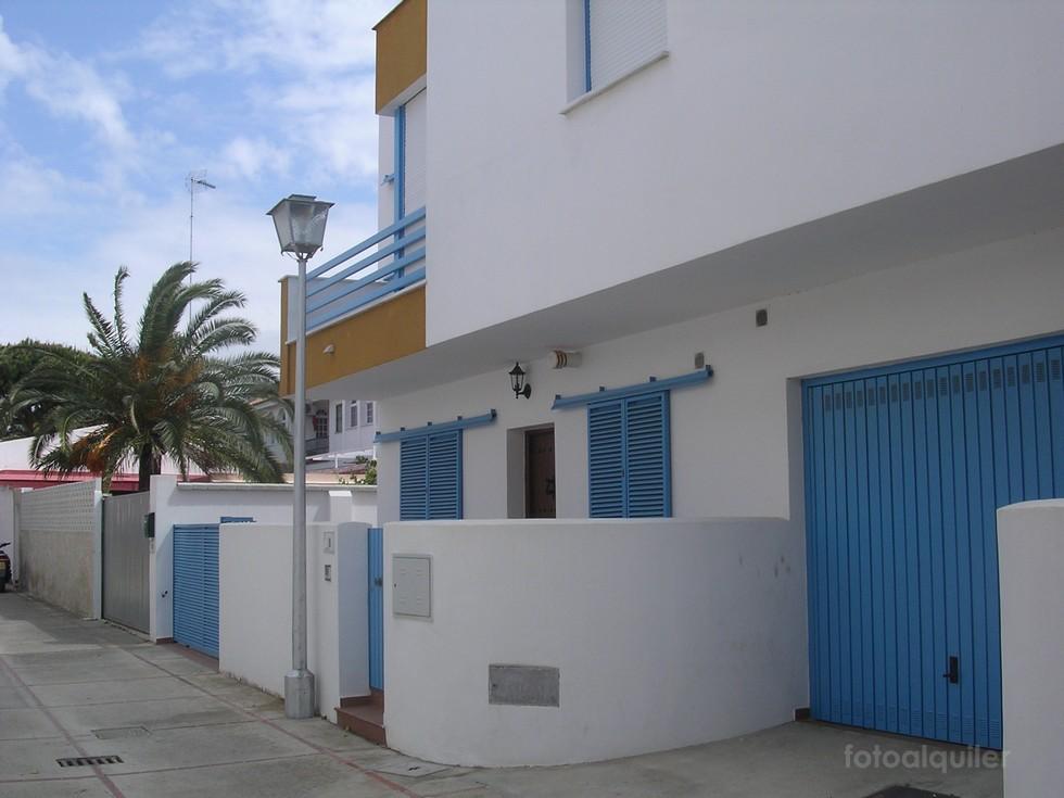 Alquiler de casa para vacaciones en Rota, Cádiz