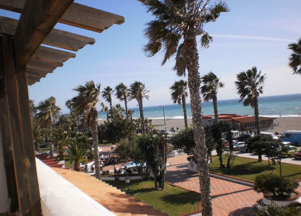 Apartamento en primera línea de playa en Salobreña, Granada