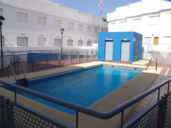 Apartamento dúplex con solarium en San José, Urbanización Marina II, Nijar, Almería