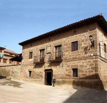 Casa Rural Señorío de Moncalvillo en  Sotes, La Rioja