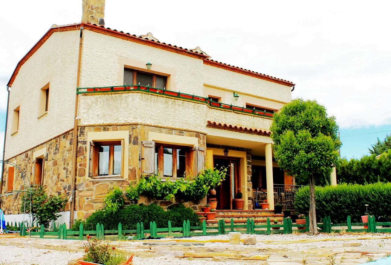 Casa Sol Numantino, alojamiento rural en Garray, yacimiento arqueológico de Numancia, Soria