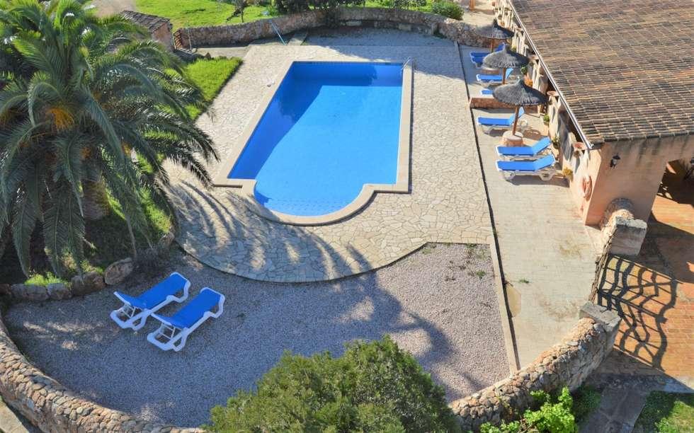 El Porxo, casa rural en Finca Son Lladó, Campos, Mallorca