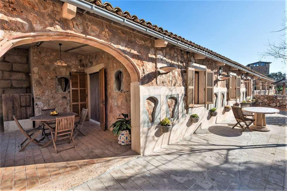 La Bovera casa rural en Finca Son Lladó, Campos, Mallorca