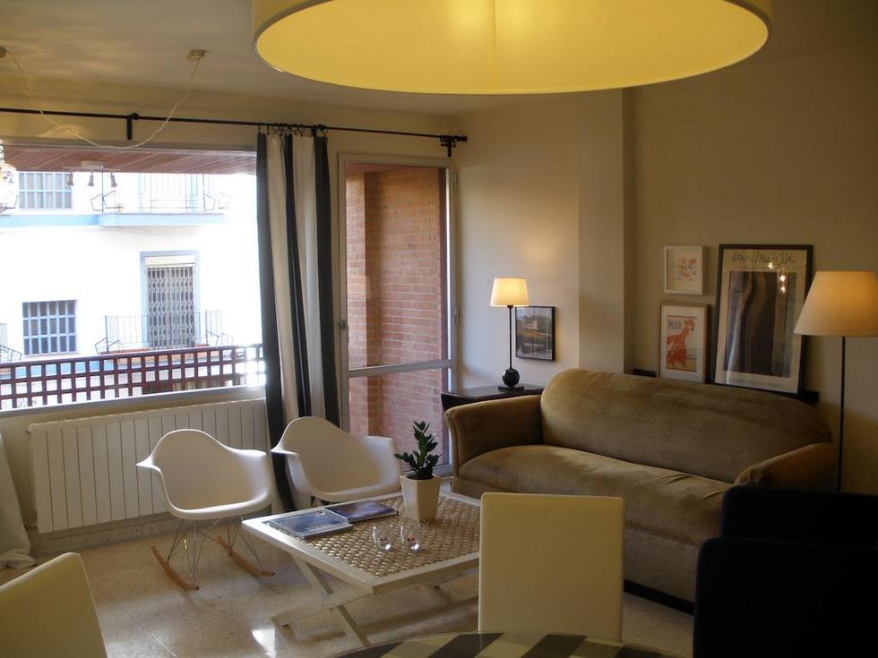 Tíbula Centro, alquiler de apartamento en Mérida Badajoz, a cinco minutos andando del Teatro y Anfiteatro romanos.