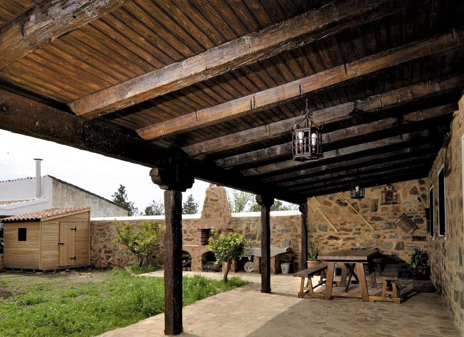 Casa Rural Tío Vitorino en Pueblonuevo del Bullaque, Ciudad Real