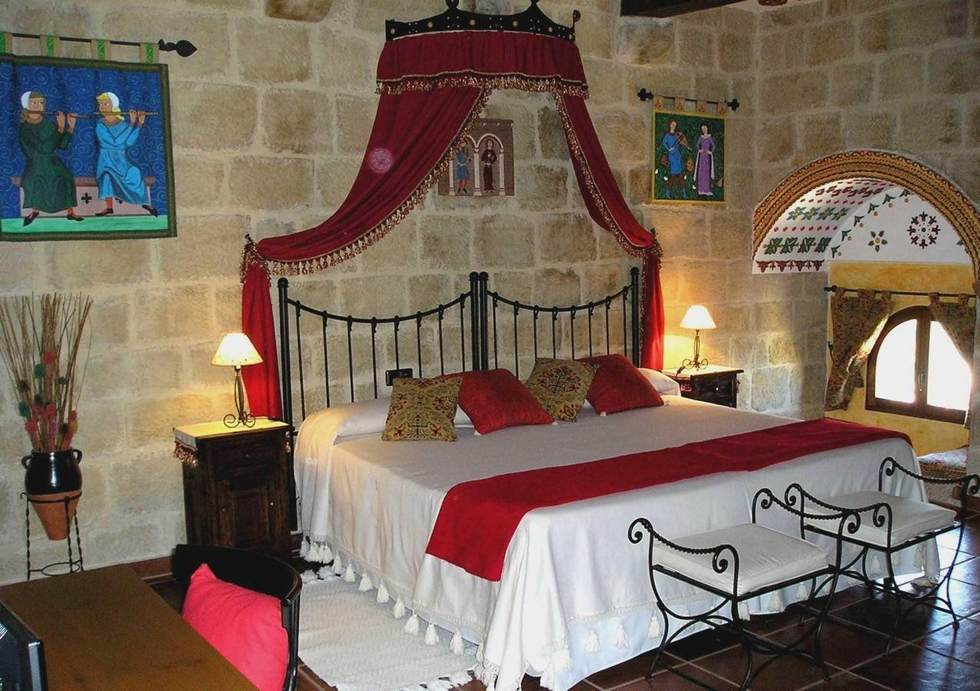 Casa Rural Torre Fuerte en La Rioja, Baños de la Rioja