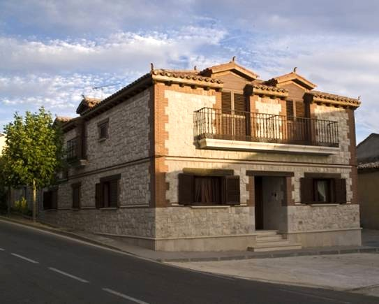 Torrelobatos, casa rural en Valladolid, Torrelobatón