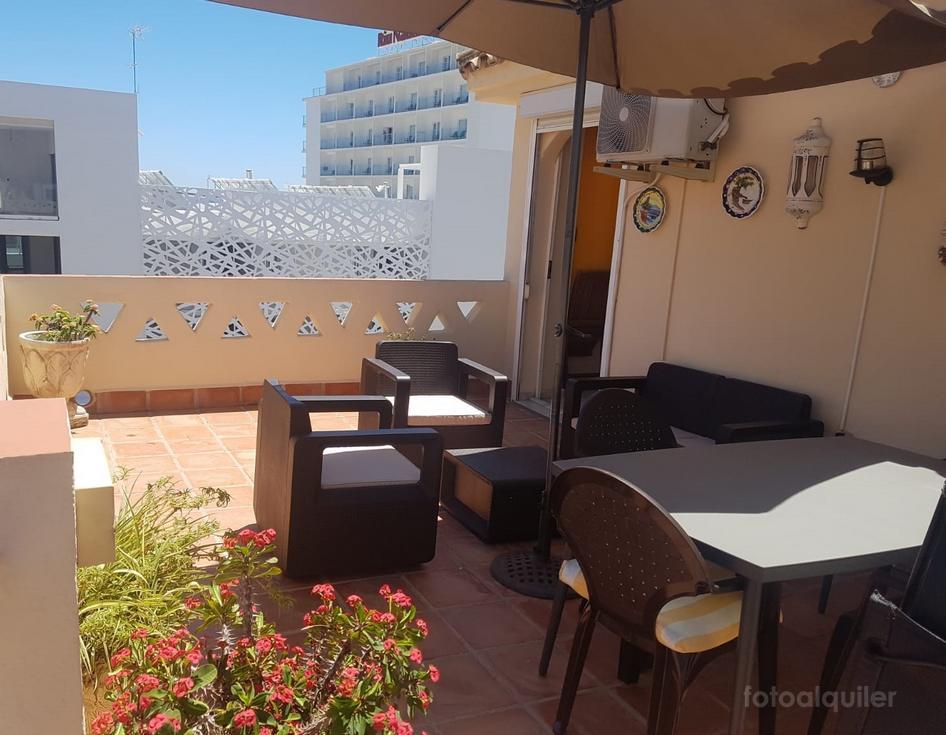 Alquiler de apartamento en Torremolinos, Málaga