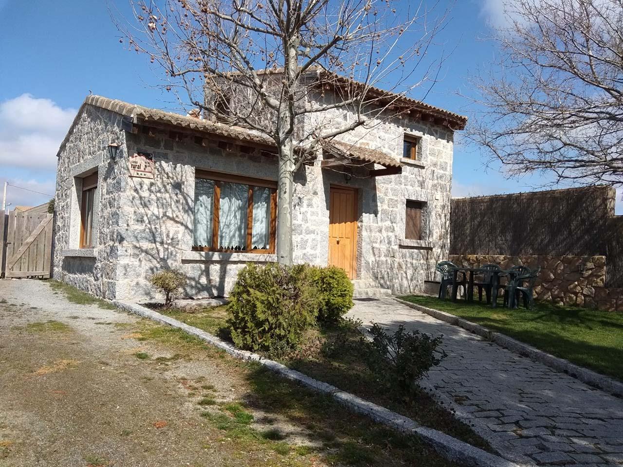 Casa Rural Tu Rincón en La Colilla, Ávila