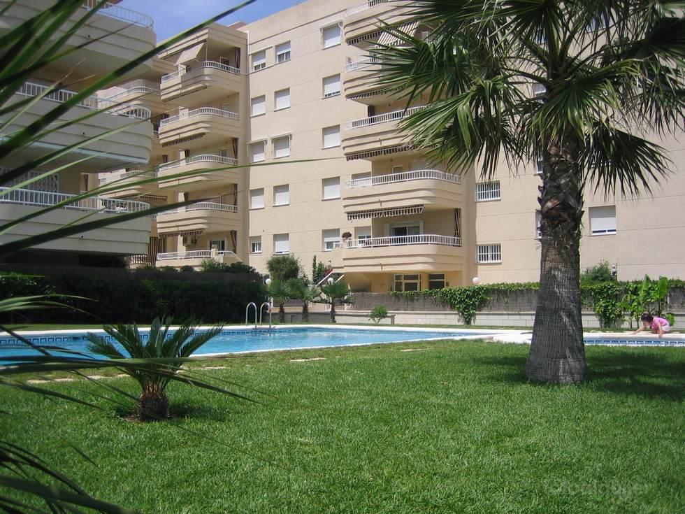 Alquiler de apartamento en la playa de Daimuz, Valencia
