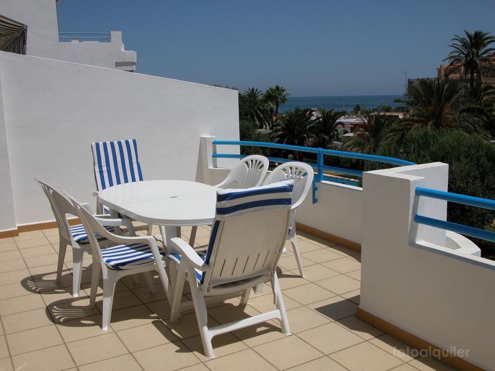 Apartamento en Denia, Urbanización Las Barcas, Playa de Las Marinas