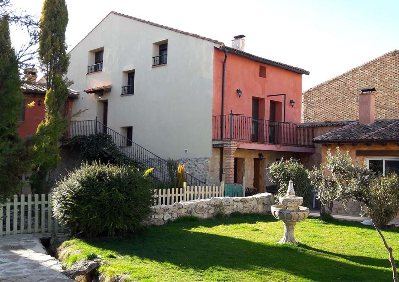 Alquiler de Casa Rural Valle del Duero en Langa de Duero, Soria
