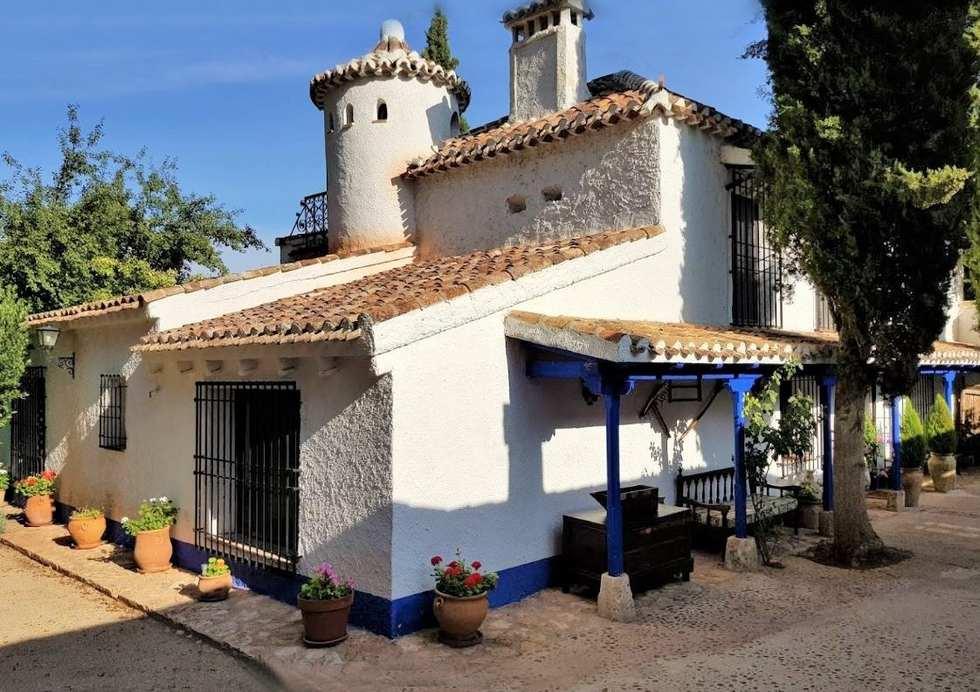 Venta del Celemín, casa rural en Ossa de Montiel, Albacete
