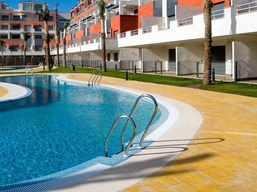 Alquiler de apartamentos un dormitorio en Vera, Urbanización Puerto Rey
