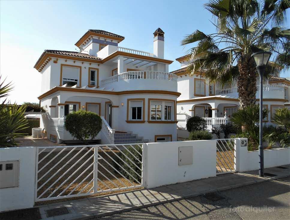 Alquiler de villa en Vera, Almería
