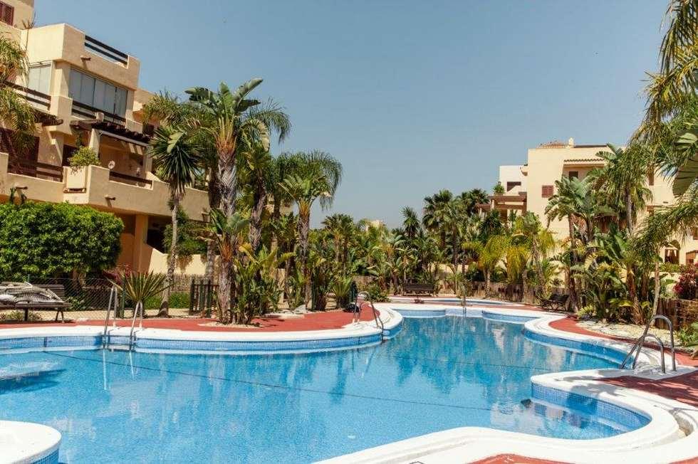 Apartamento con jardín privado en Vera, Almería