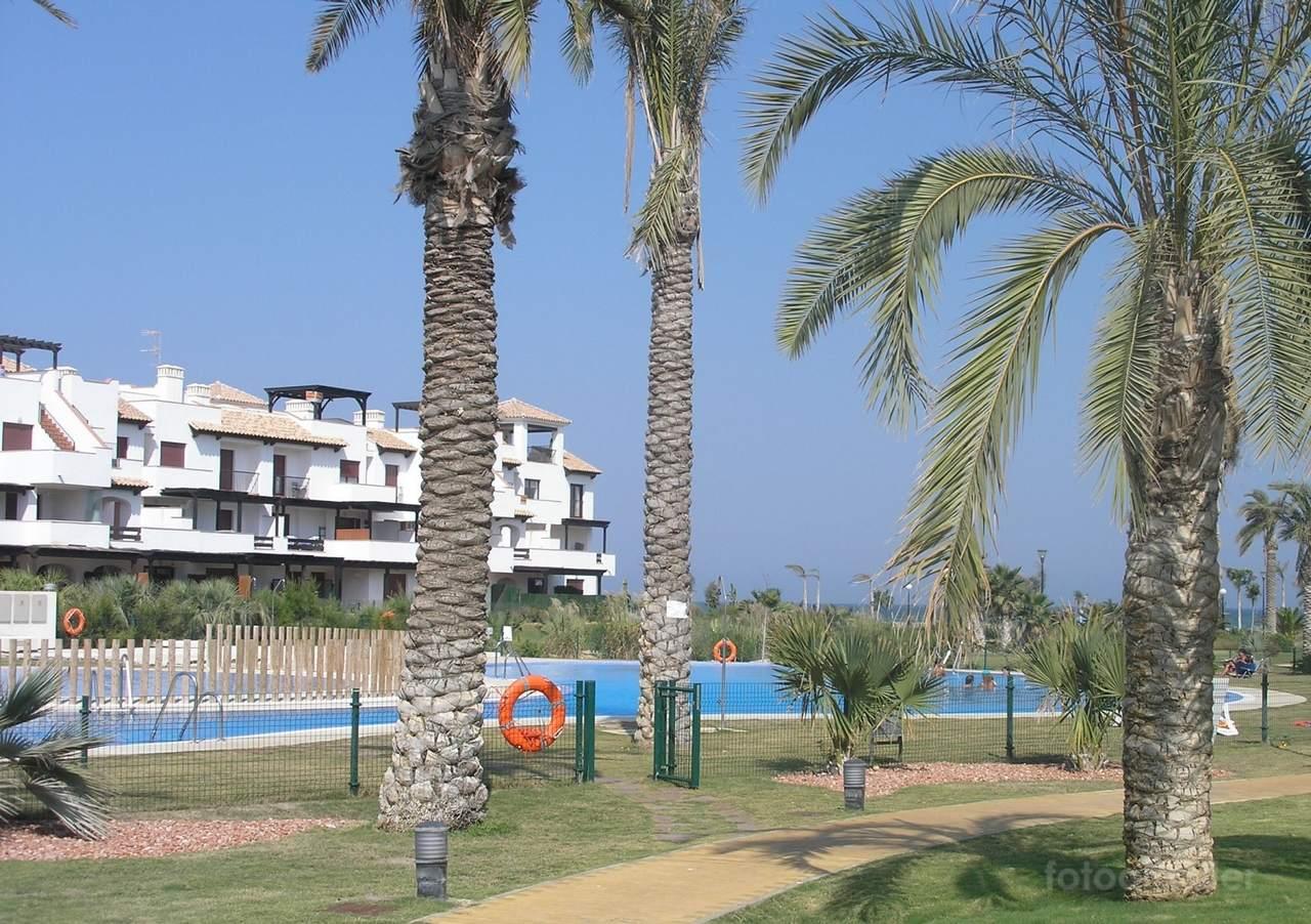Alquiler apartamento en Vera, primera linea de playa Vera, Almería