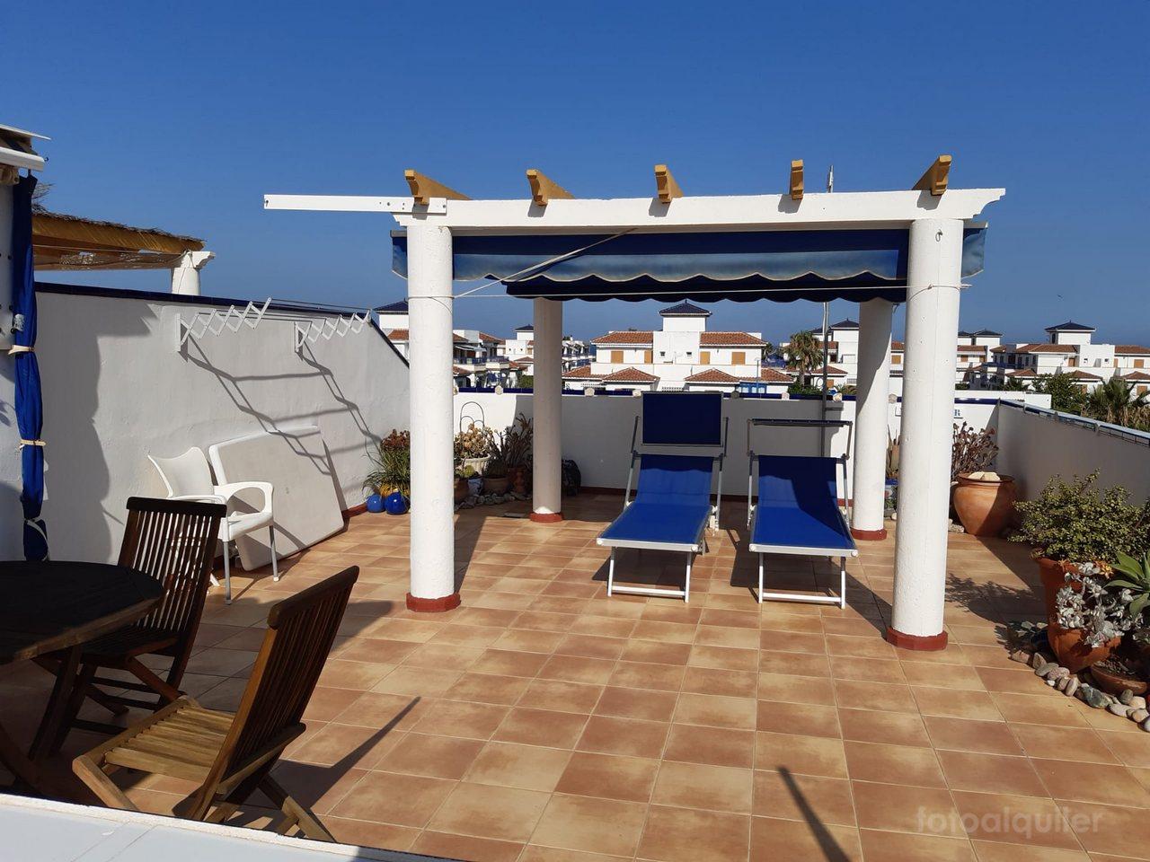 Alquiler ático en Vera, Almería
