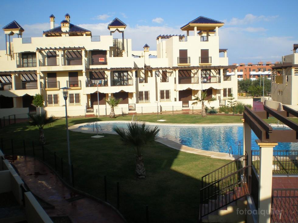 Alquiler en Vera, Urbanización Rincón de Vera, Vera, Almería, ref.: vera2873