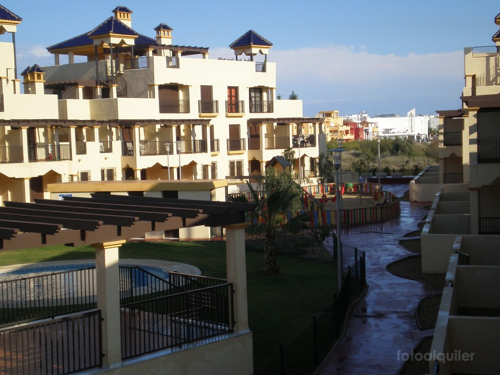 Alquiler apartamento para 4 personas en Vera, Urbanización Rincón de Vera