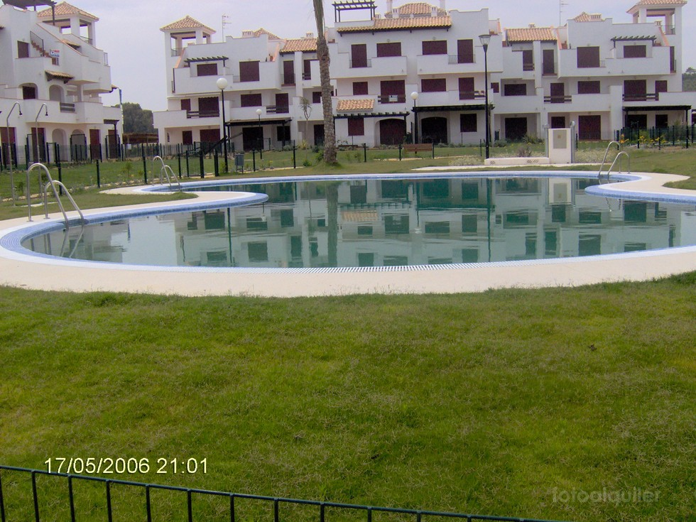 Apartamento en Vera, Almeria, primera linea de playa