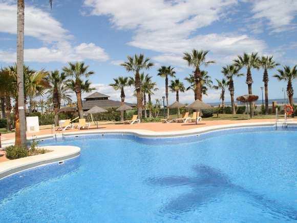 Primera línea playa Apartamento de lujo en Vera Garden, Vera, Almería