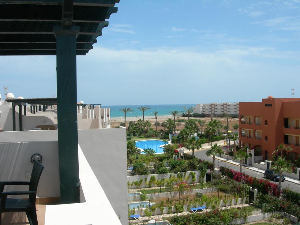 Atico con piscina privada, Urbanización Paraiso de Vera, Vera, Almeria
