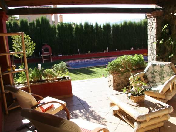 Villa Alejandra, casa rural en Granada Ref: villa-alejandra