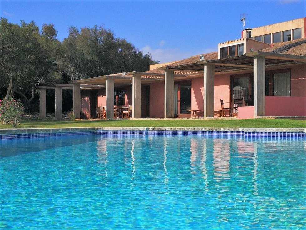 Villa Cucurutxa, casa rural en Mahón, Menorca
