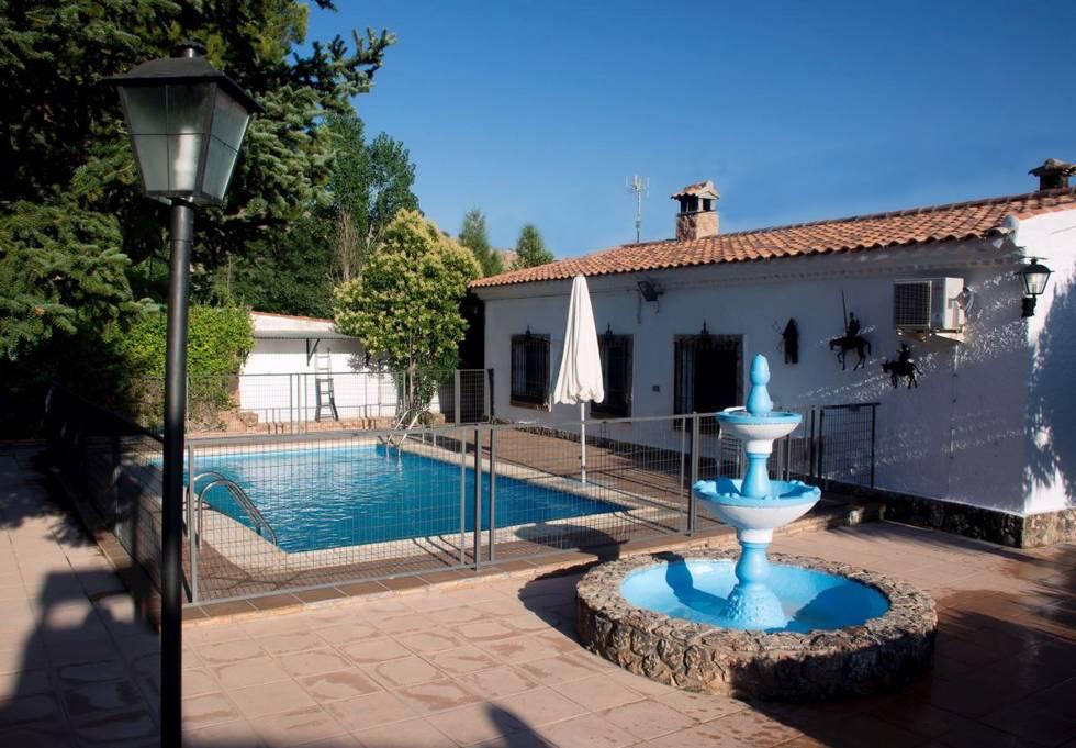 Villa Emilia, casa rural en las Lagunas de Ruidera, Ossa de Montiel, Albacete