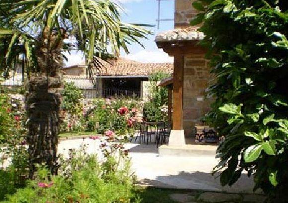 Villa Esperanza, alquiler de Casa Rural en Nestar, Aguilar de Campoo, Palencia.