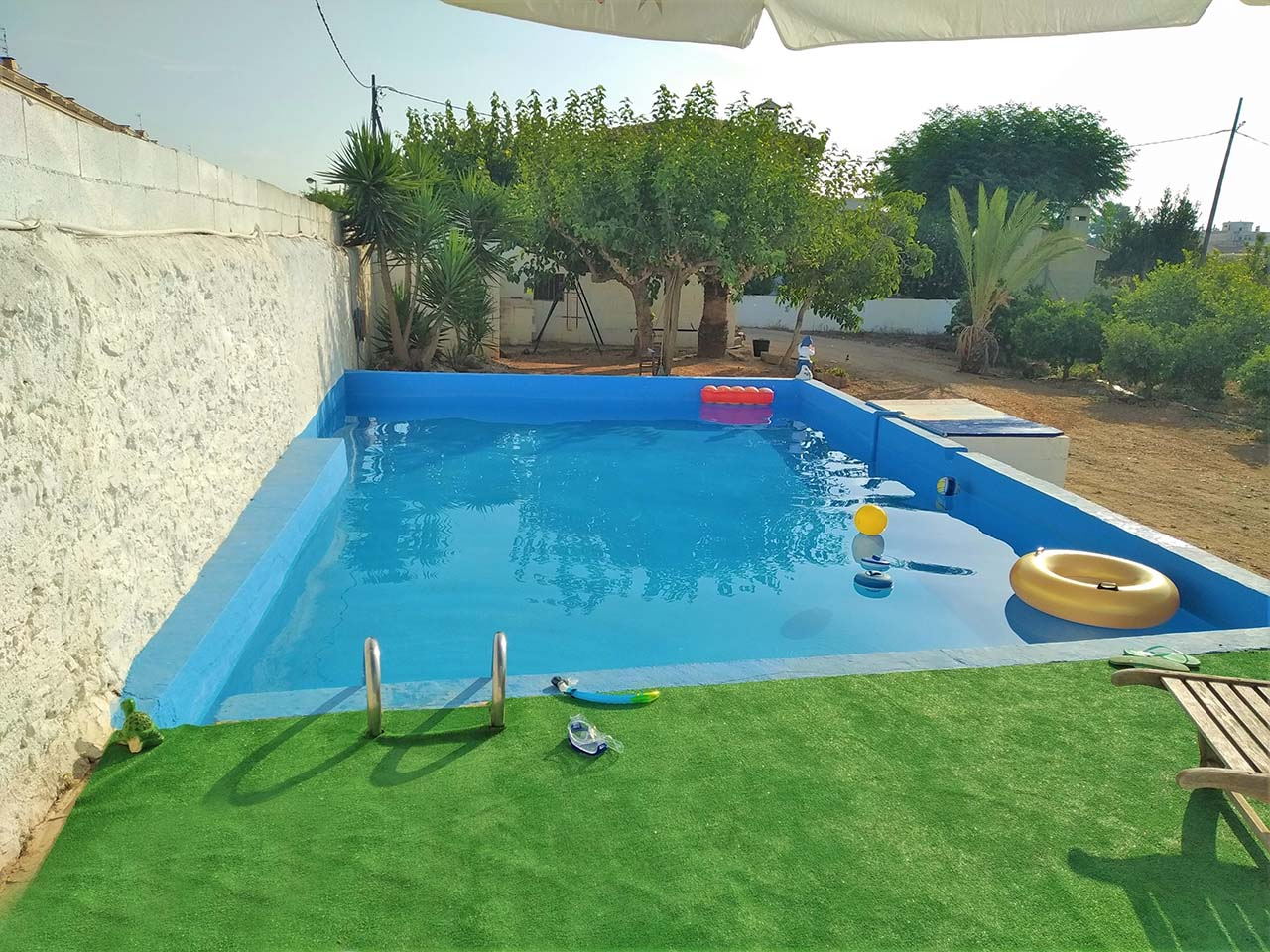Villa Galana, casa de campo en Les Cases de Alcanar, Costa Dorada, Tarragona
