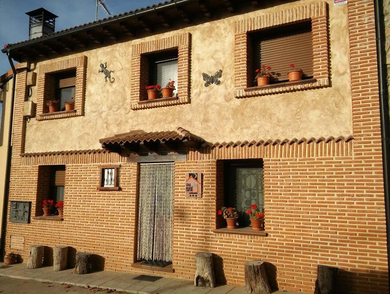 Alquiler de casa rural Villa Natura en Las Cuevas de Soria, Soria