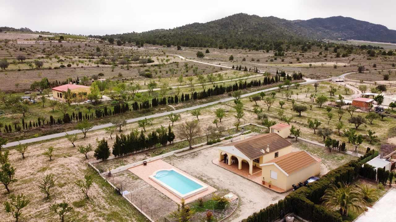 Villa Thea, casa independiente en Salinas, Alicante