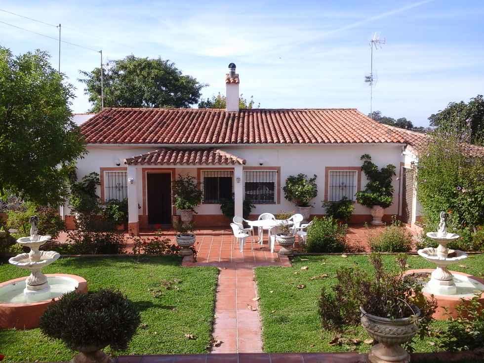 Villa Hortensias, Casa Rural en Aracena, Huelva. Ref: villahortensias