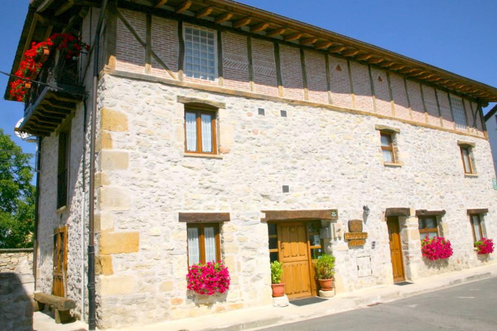 Zadorra Etxea, casa rural en Salvatierra-Agurain, Alava.