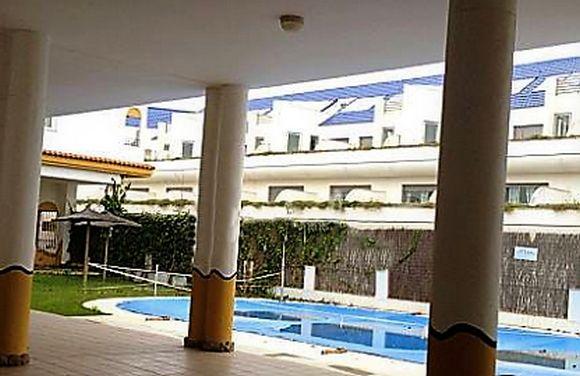 Apartamento con pisicina Urbanización Aretusa Luz en Zahara de los Atunes