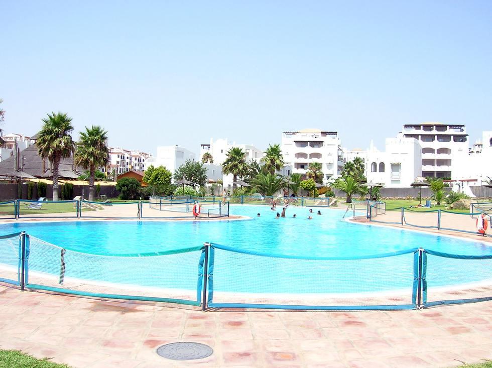 Playa de los Alemanes, Alquiler de apartamento primera línea en Tarifa