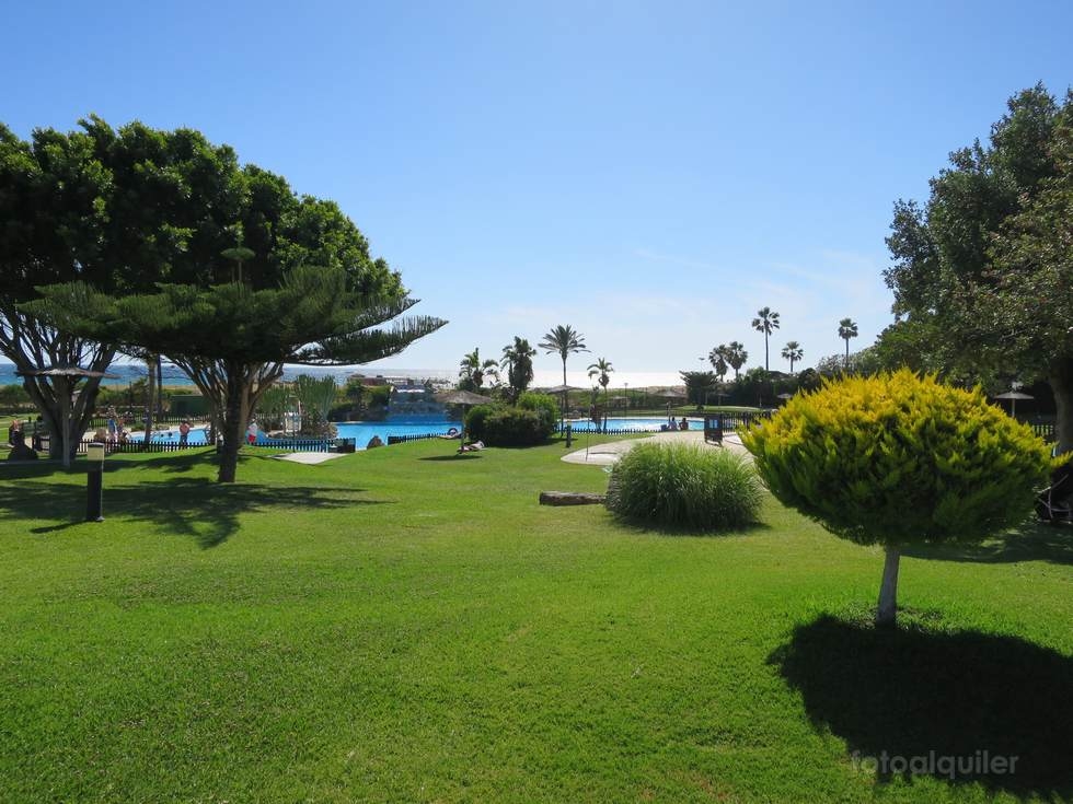 Casa para vacaciones en primera línea playa en Zahara de los Atunes