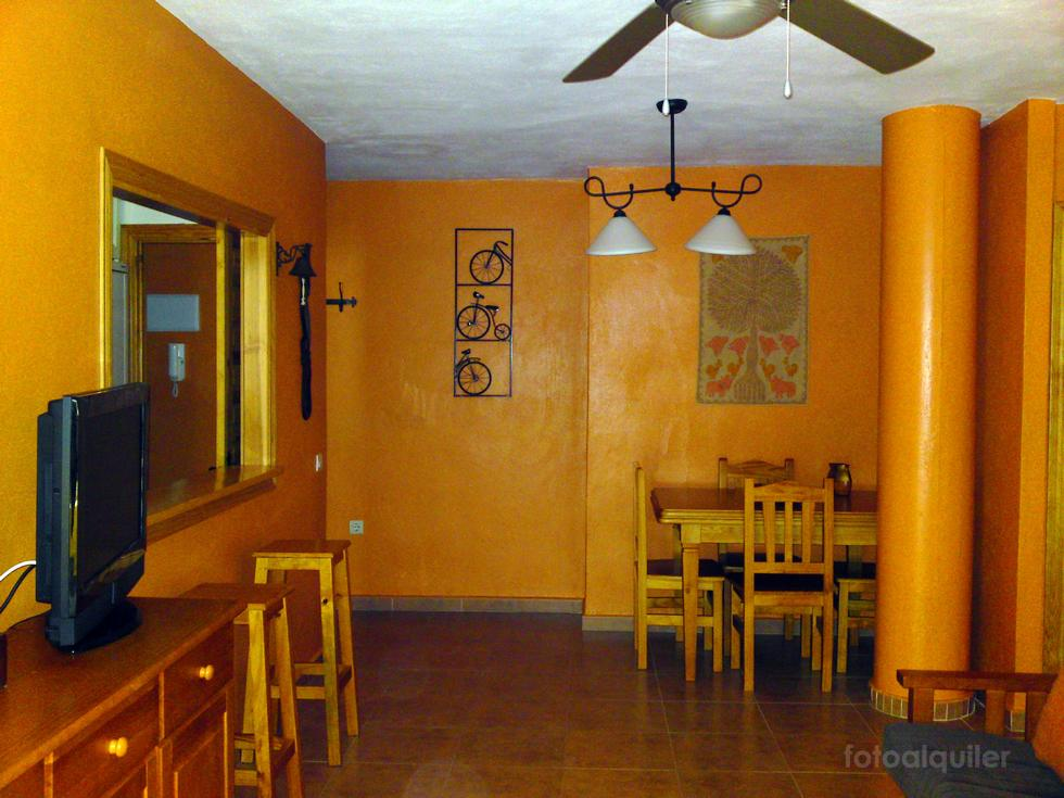 Casas para vacaciones en primera linea en Atlanterra Costa, Zahara