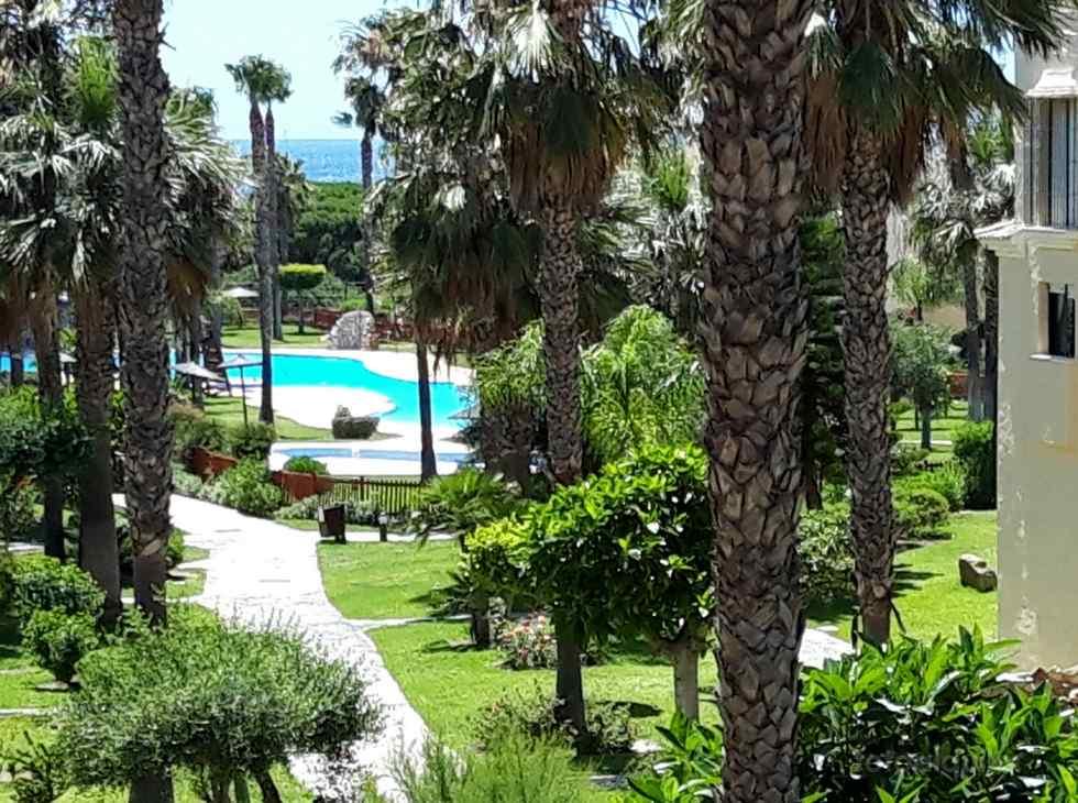 Alquiler apartamentos con vistas al mar en Zahara de los Atunes