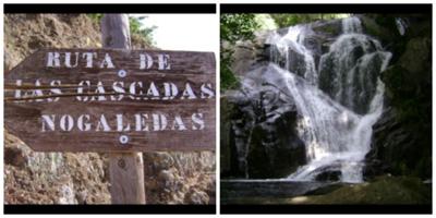 Ruta de las cascadas de las Nogaledas, Navaconcejo